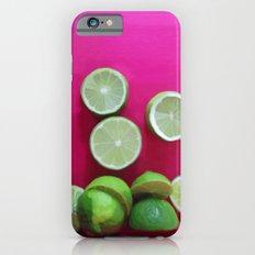 Cherry Limeade Slim Case iPhone 6s