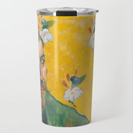 Paul Gauguin - Self-portrait Travel Mug