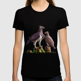 Martial Eagle T-shirt