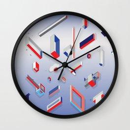 TrendIsometry Wall Clock