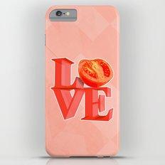 I LOVE TOMATO !!! iPhone 6 Plus Slim Case