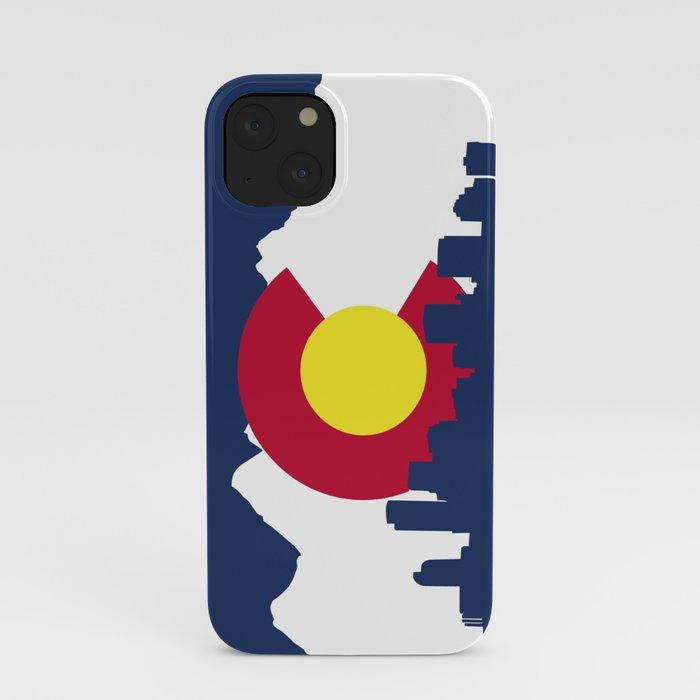 Born and Raised - Colorado iPhone Case
