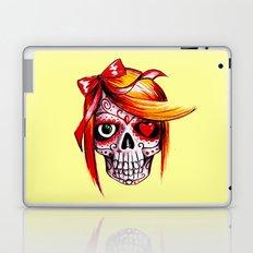 Diana De Los Muertos v2 Laptop & iPad Skin