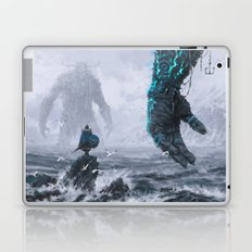 Duel Laptop & iPad Skin