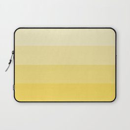 Four Shades of Yellow Laptop Sleeve