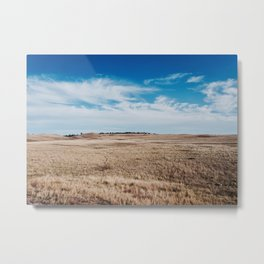 Endless Sky Metal Print