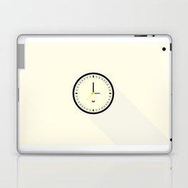 Braun watch Laptop & iPad Skin