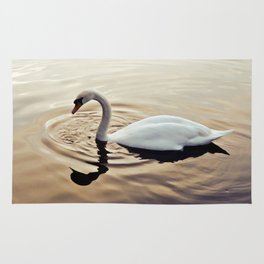On Golden Pond Rug