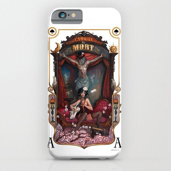 Cirque du Mort iPhone & iPod Case
