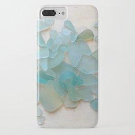 Ocean Hue Sea Glass iPhone Case