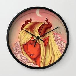 Born To Lose Wall Clock