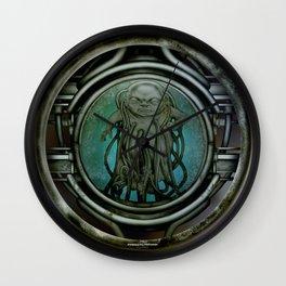 """Astrological Mechanism - Aquarius"" Wall Clock"