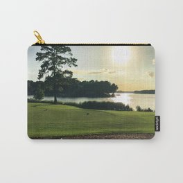 Sunset View from the Course Carry-All Pouch