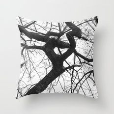 RAMI E FULMINI Throw Pillow