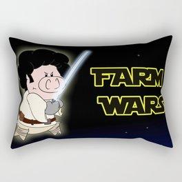 Farm Wars - Luke edition Rectangular Pillow