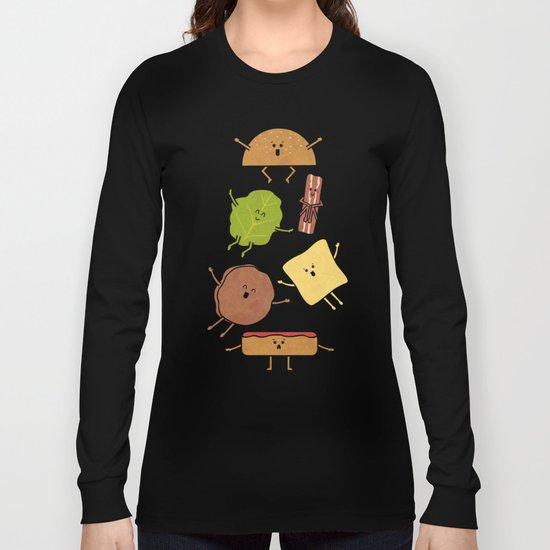 Pile On Long Sleeve T-shirt