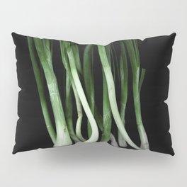 Green onion Pillow Sham