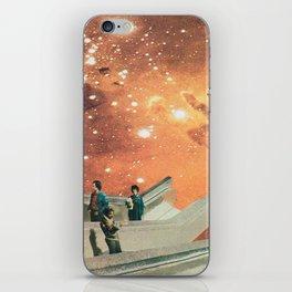 El retorno (trip to the eagle nebula) iPhone Skin