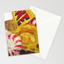 Carte blanche, study Stationery Cards