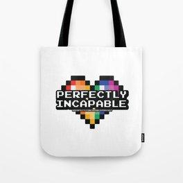 Perfectly 8Bit Pride Tote Bag
