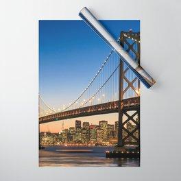 San Francisco 02 - USA Wrapping Paper