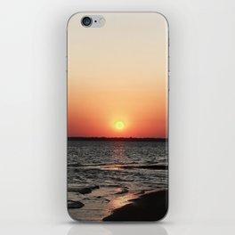 Perfect Sunset iPhone Skin