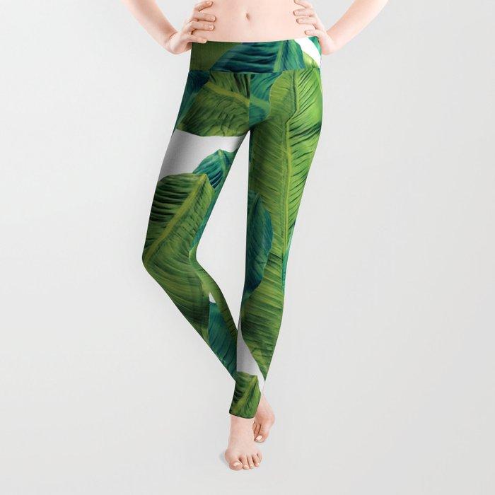 tropical life 7 Leggings
