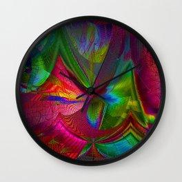 Filamental Wall Clock