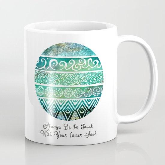 Tribal Evolution Series Mug