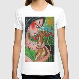 Esclave de tes yeux T-shirt