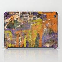 chaos iPad Cases featuring Chaos by BruceStanfieldArtistPainter