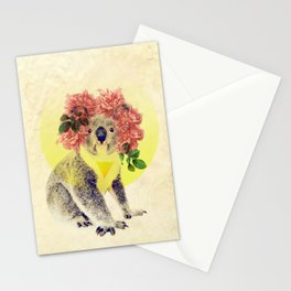 Australian Icon: The Koala Stationery Cards