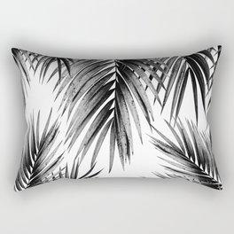 Palm Leaf Jungle Vibes #3 #tropical #decor #art #society6 Rectangular Pillow