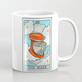 The Mixer   Baker's Tarot Coffee Mug