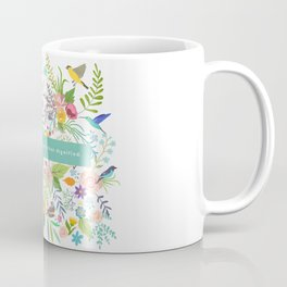Jane Eyre - I Would Rather Be Happy Than Dignified Coffee Mug