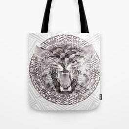 Woodtigg Tote Bag