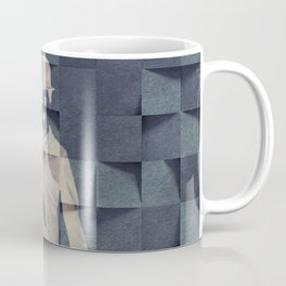 CHAPLIN'S BLUE PRINT #society6 Coffee Mug