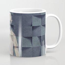 CHAPLIN'S BLUE PRINT #society6 Coffee Mug