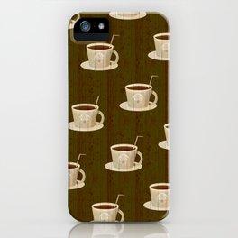 Coffee iPhone Case