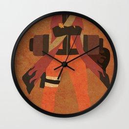Sage Naruto Wall Clock