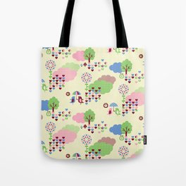 Sweet Land Tote Bag