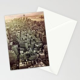 moody Manhattan Stationery Cards