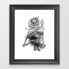 Renounce Framed Art Print