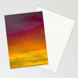 Sunset//Sky Stationery Cards