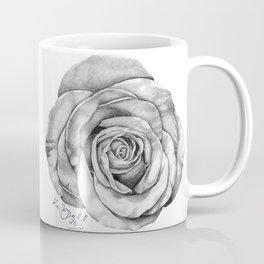 Rose Drawing Coffee Mug