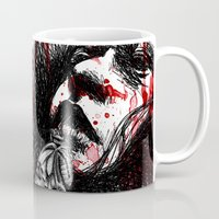 theater Mugs featuring theater of tragedy by vasodelirium