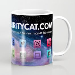 Cool cat mug Coffee Mug
