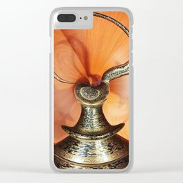 Magic Bottle Clear iPhone Case