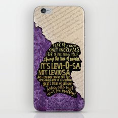 Hermione - Character Pillow iPhone Skin