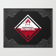 Kemical Canvas Print